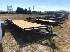 Car Trailer 18ft For Sale  Car Trailer 18ft For Sale. With tilt bed