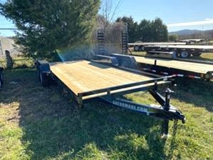 Car Hauler 10400 GVWR Car Hauler 10400 GVWR. 18+2 with dovetail and slide under ramps.